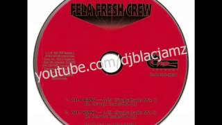 Fela Fresh Crew - all i want (Single Radio Mix 1) (1991)464