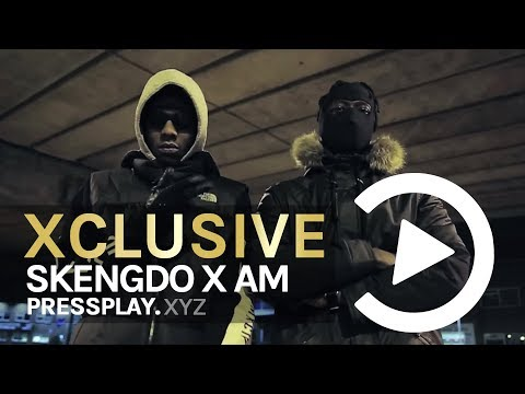 Skengdo X AM - Foolishness (Music Video) @Skengdo41circle @Am2bunny