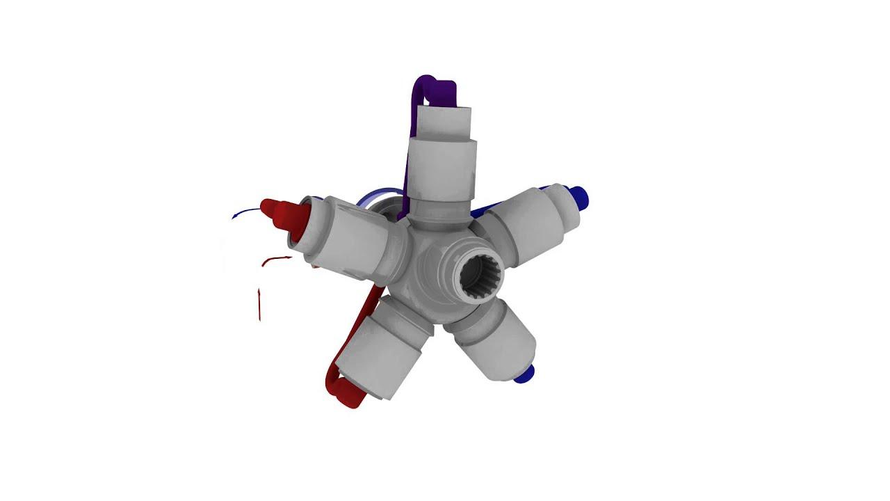 radial piston pump working principle pdf