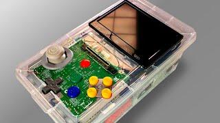Building a Portable Ninтendo 64