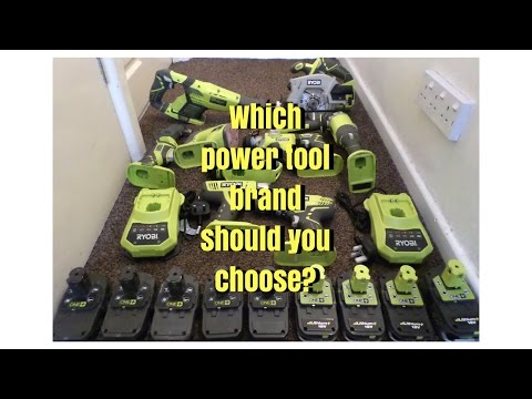 Which power tool brand should you choose?