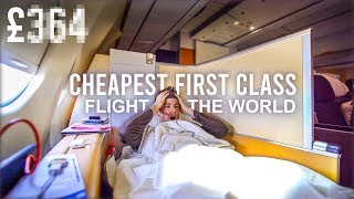 Download The Cheapest First Class Flight in the World & it ONLY cost £.... Mp3 and Videos