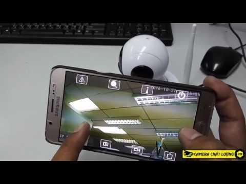 Hướng dẫn cài đặt phần mềm KEYE cho camera Wifi