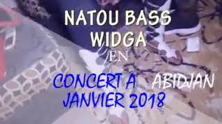 Download Video Concert de NATOU Bass Widiga ABIDJAN 06 Janvier 2018 MP3 3GP MP4