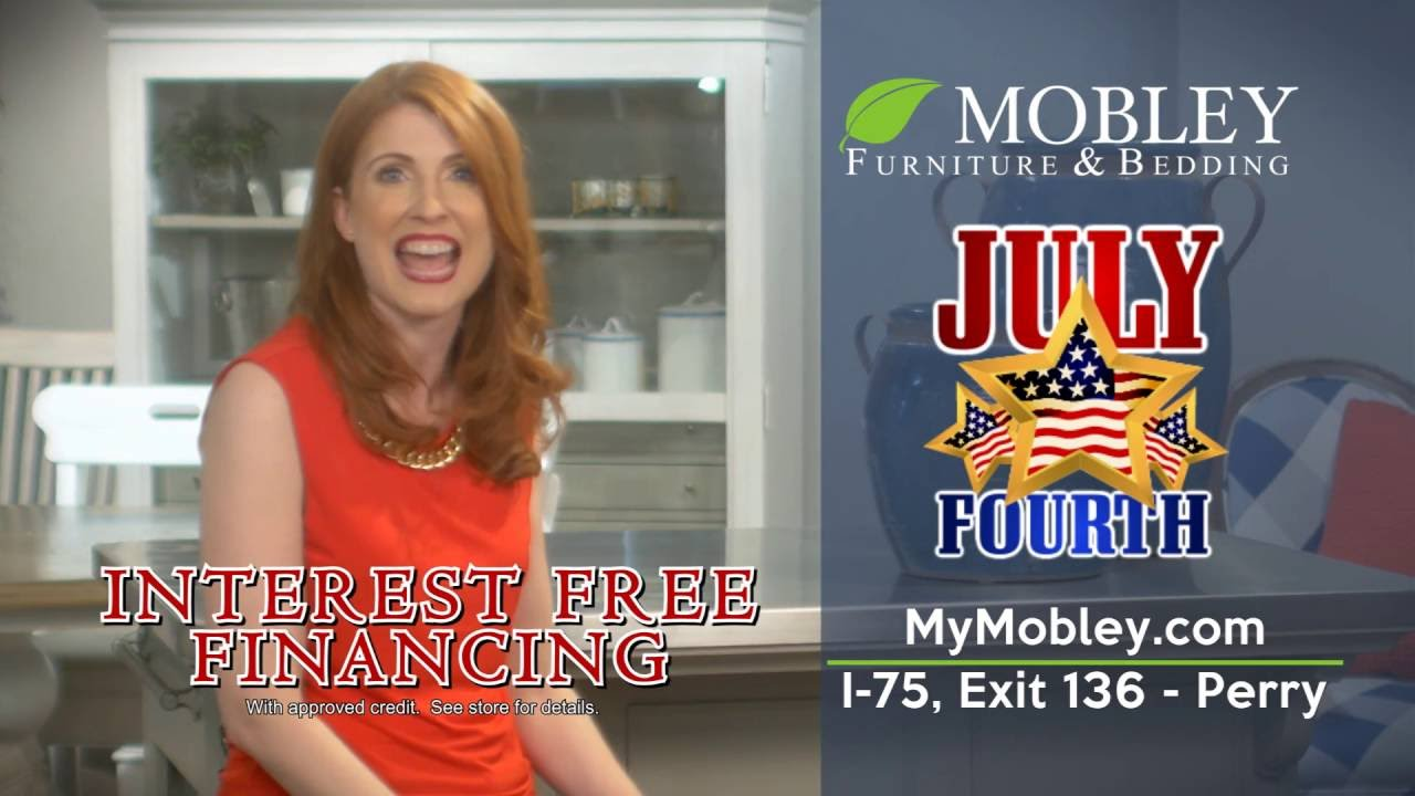 Mobley Furniture Outlet | July 4th