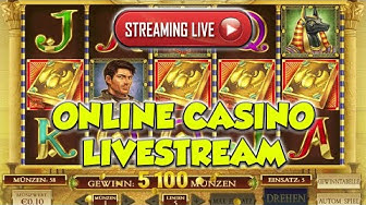 Online Casino LIVESTREAM - 500€ eingezahlt - Merkur Magie, Novoline