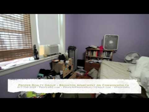 Boston Apartments - Brighton Apartment on Commonwealth