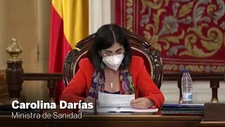 """El Gobierno anuncia que vacunará a los policías y guardias civiles de Cataluña, """"única comunidad""""..."""