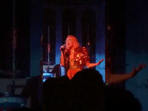 Hey Alligator - Bonnie McKee (Live from the Peppermint Club in West Hollywood)