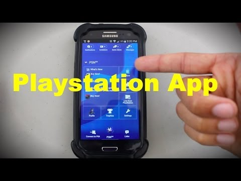 communicate-on-psn-from-your-phone-(playstation-app)