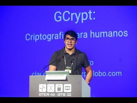 GTS 32: GCrypt - Criptografia para Humanos