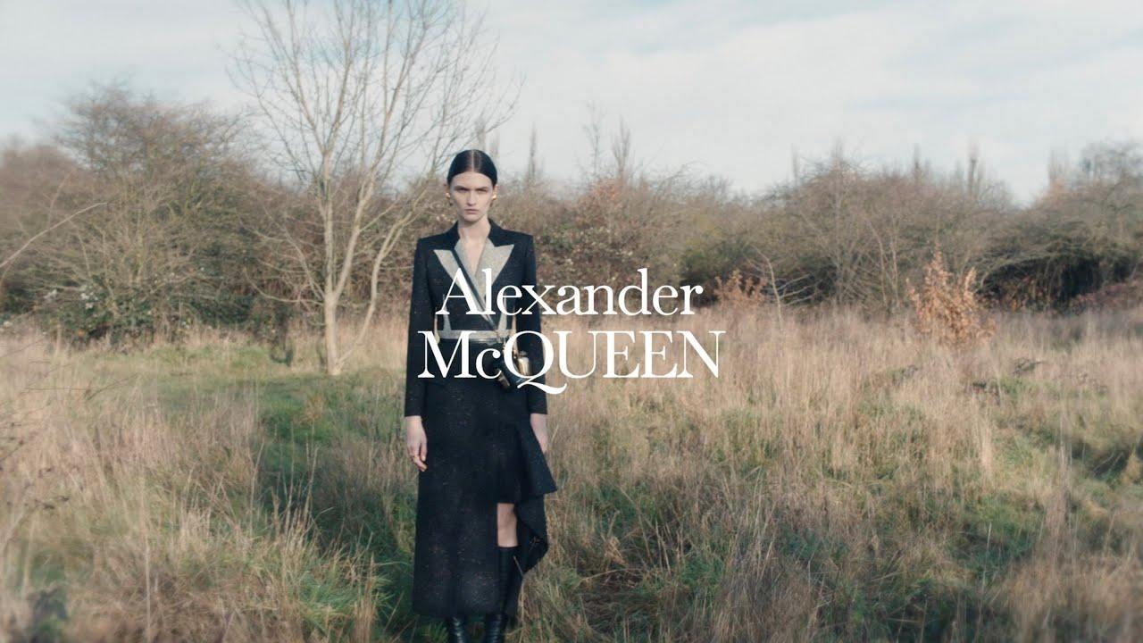 Alexander McQueen Autumn/Winter 2020 Pre-Collection Film