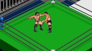 【GBA】ファイプロ 力皇猛 vs 小橋建太 / Fire Pro Wrestling 2 Takeshi Rikio vs Kenta Kobashi