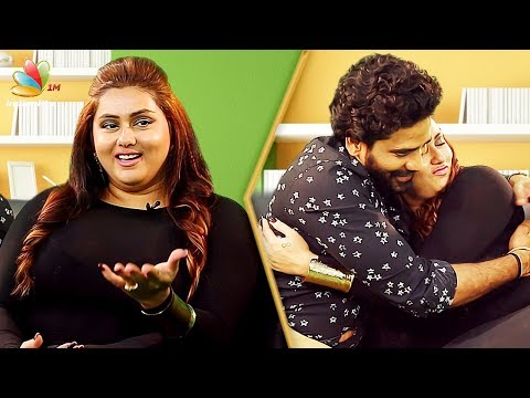 I was WARNED by Namitha's Machans! : Veera Interview | Wedding, Marriage Special
