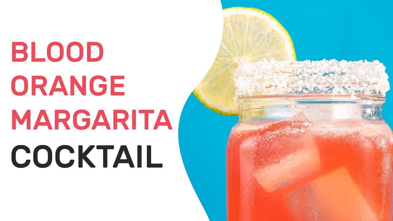 Blood Orange Margarita 🍊Recipe with Teremana