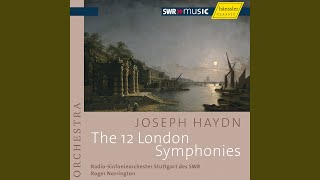 Symphony No. 102 in B-Flat Major, Hob.I:102: III. Menuet - Trio: Allegro