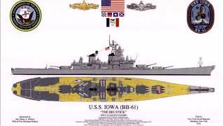 Trumpeter USS Iowa : Ship