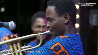 GANGBÉ BRASS BAND - NOD - New Orleans Dream - Teaser Live