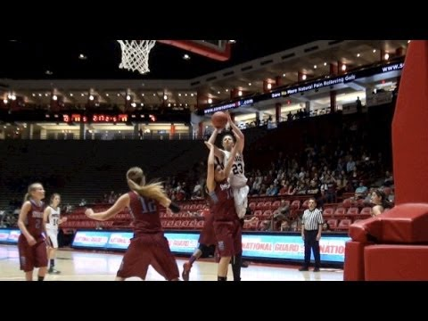 New Mexico State Basketball Tournament - Portales Beats Sandia Prep