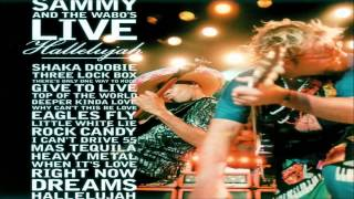 Sammy Hagar & The Wabos - Live Hallelujah [Full Album]