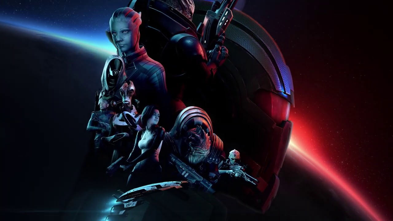Mass Effect Legendary Edition - EA Official Site