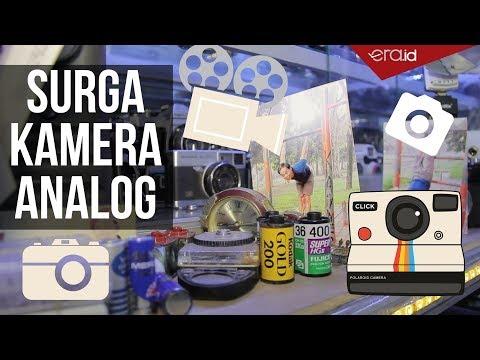 Surga Kamera Analog di Pasar Baru - By Era. Id
