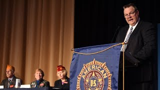 Sen. Jon Tester - 2018 American Legion Washington Conference Commander's Call