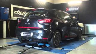 Reprogrammation Moteur Renault Clio 4 1.5 dci 90cv @ 120cv Digiservices Paris 77183 Dyno