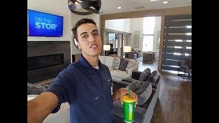 أول مرة في الفلوق  Nacir A.S Vlogs| فلوق فالعمل ديالي في أمريكا  PS4