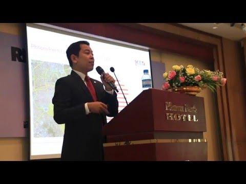 Phnom Penh Land Market Outlook, REMOC2016 on Realestate.com.khTV