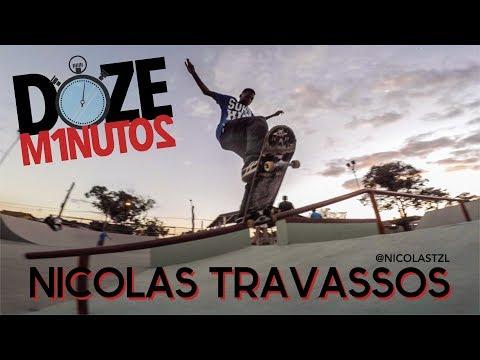 Nicolas Travassos - DOZE M1NUTO2 - #12mmskate