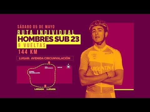 Panamericano de Ciclismo San Juan 2018 - Sábado