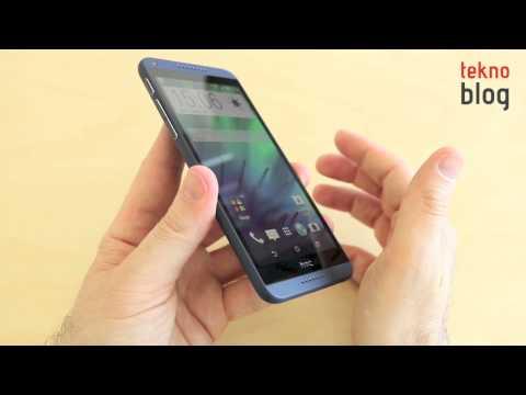 HTC Desire 816 İncelemesi