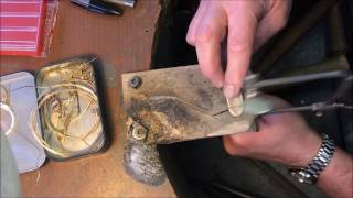 The Big One: The Making of a Gold Wedding Band