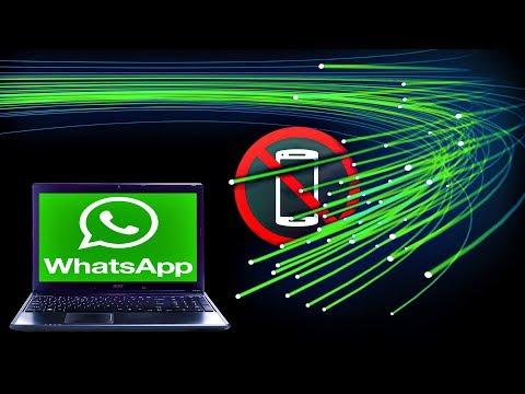 Como Usar O WhatsApp No PC! (Não Precisa Ter Um Celular Para Esse Método!)