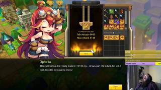 Maplestory 2 Twitch Highlights - Funny Moments and Fails - Enchantments, CPAP, Epic Pet!