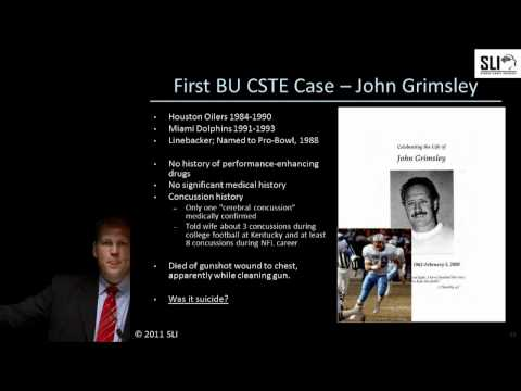 The Impact of Concussions in Youth and College Sports: Christopher Nowinski