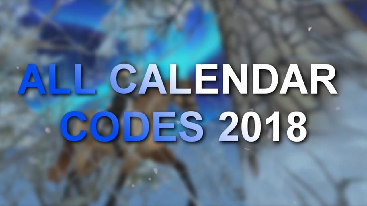 Christmas Calendar Sso 2020 Cheat Sheet CHRISTMAS ADVENT CALENDAR 2018 ALL CODES STAR STABLE ONLINE   YouTube