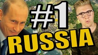 Civilization 5 [Civ 5 Earth 2014 Mod Gameplay] Putin