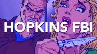 Hopkins FBI Gry Lekko Przykurzone 4