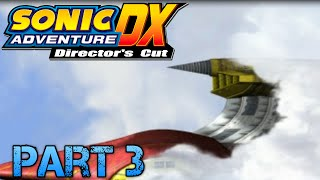 Sonic Adventure DX Commentary : Part 3 : The ice is c-c-c-cold Thumbnail