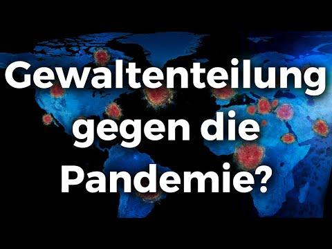 Pandemiebekämpfung - SO könnte sie funktionieren!