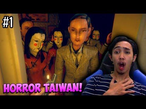 BARU GAME HORROR ASAL TAIWAN - DEVOTION INDONESIA - PART 1
