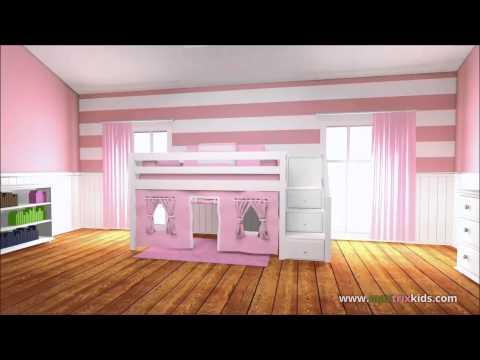 Maxtrix Girls Bedroom Furniture The Bedroom Source