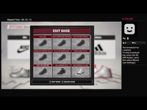 Nice Kicks NBA 2k18 Player Exclusive Colorways & O.G. Air Jordans