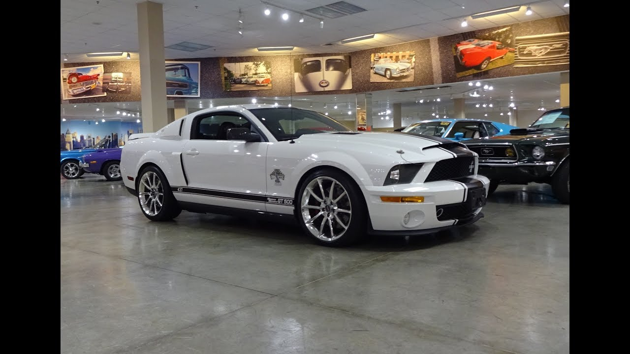 2007 shelby mustang super snake gt500 427 limited edition 128 on my car story with lou costabile