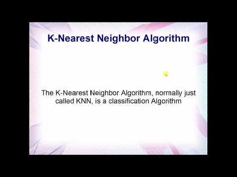 K-Nearest Neighbor (KNN) Algorithm With Example