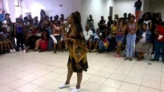 UFH Heritage Event @Lwandle Res - (Part 2  Poerty)