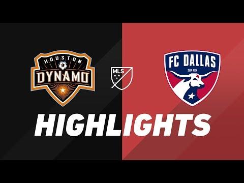 Houston Dynamo vs. FC Dallas | HIGHLIGHTS - May 4, 2019
