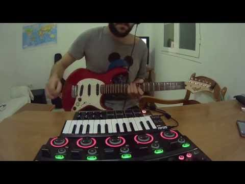 Live Looping Session Using Rc-505